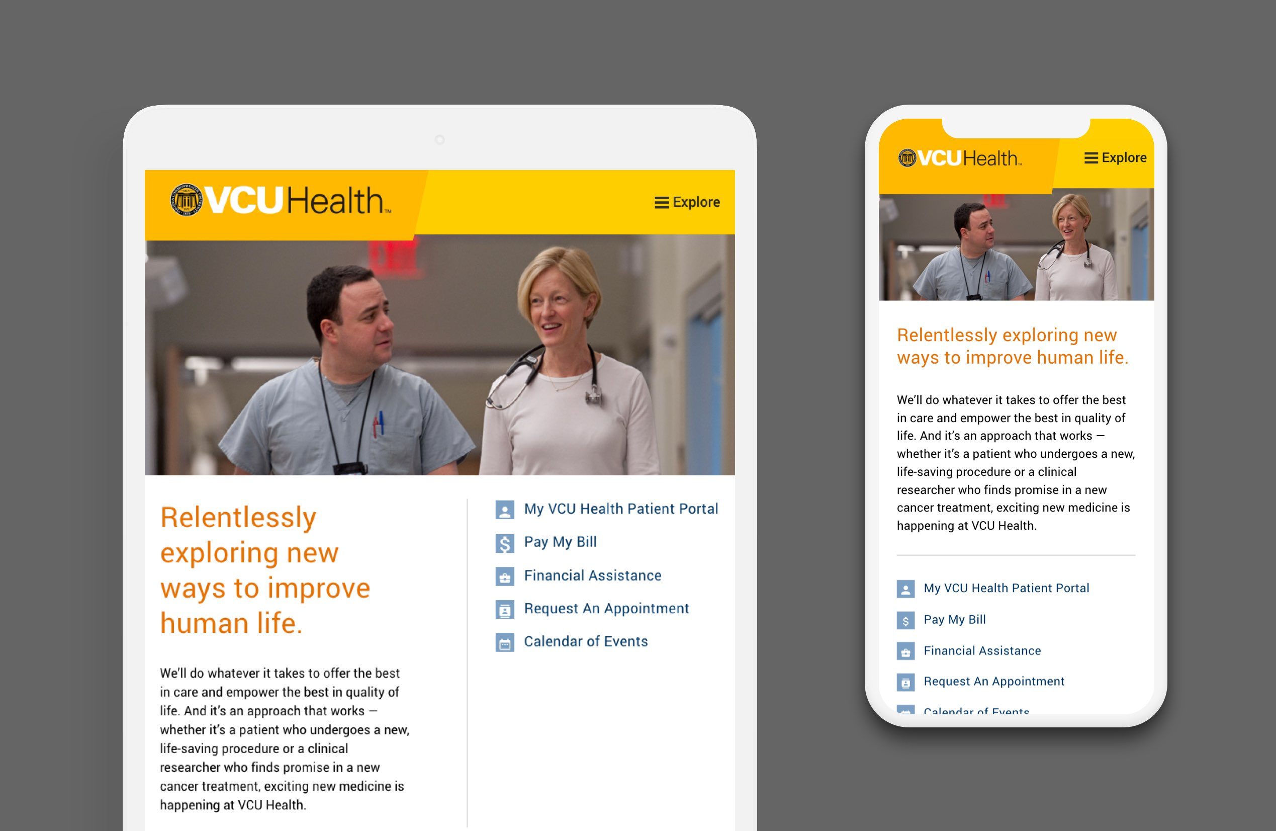 VCU Tablet and Mobile Image 2